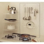 キッチン・ダイニング:システムキッチン調理台(シンク・コンロ周り)の収納グッズ