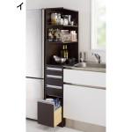 キッチン・ダイニング:すき間家具・サイドカウンター