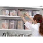 キッチン・ダイニング:システムキッチン吊り戸棚の収納グッズ